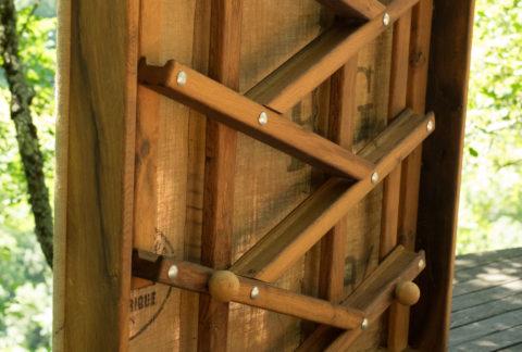 Remonte bille - Touche du bois